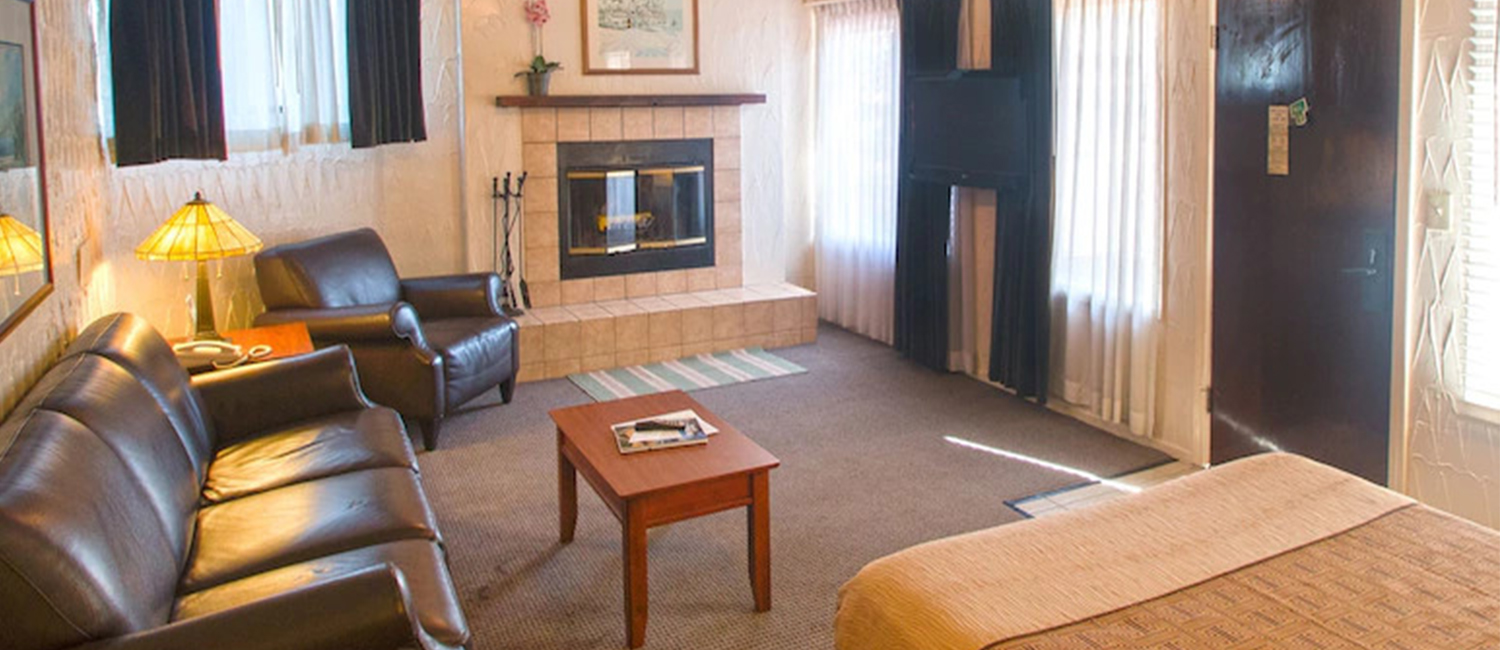 WE OFFER ON-SITE AMENITIES TO ENHANCE YOUR CAPITOLA GETAWAY