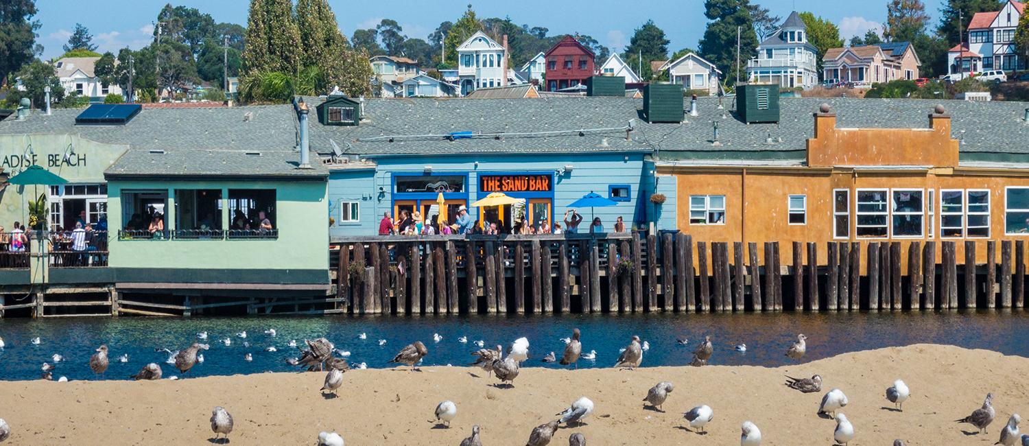 EXPERIENCE OUR PRIME CALIFORNIA COAST LOCATION NEAR TOP CAPITOLA ATTRACTIONS