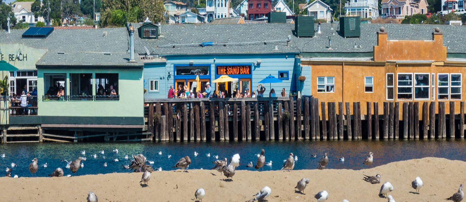 THE BEST ATTRACTIONS IN CAPITOLA ARE JUST MINUTES AWAY