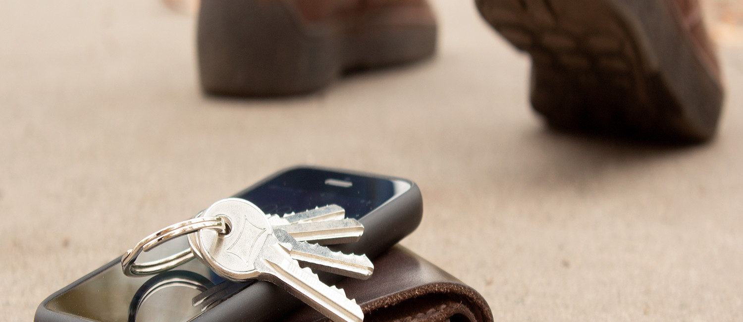 LEAVE SOMETHING BEHIND? USE OUR DIGITAL LOST & FOUND